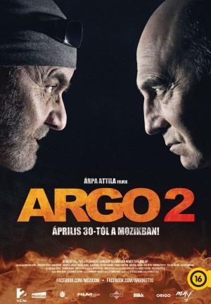 Argo2 plakát