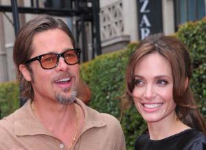 Kung Fu Panda 2 - Los Angeles-i Premier - Brad Pitt és Angelina Jolie