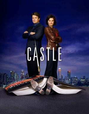 Castle 025 Nathan Fillion - Stana Katic