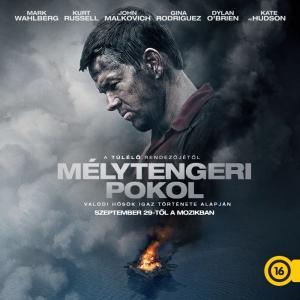 Mélytengeri pokol - Mark Wahlberg