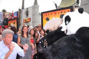 Kung Fu Panda 2 - Los Angeles-i Premier - Dustin Hoffman