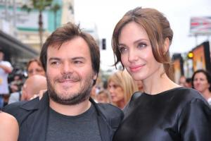 Kung Fu Panda 2 - Los Angeles-i Premier - Jack Black és Angelina Jolie