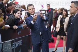 Jason Bourne - Matt Damon - Londonban