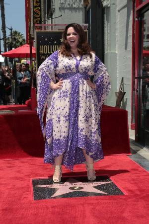 Melissa McCarthy csillagot kapott