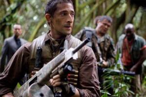 Adrian Brody a Ragadozók c. filmben!