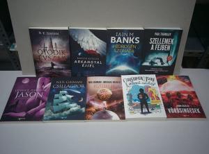 Agave Könyvek - Könyvheti újdonságok