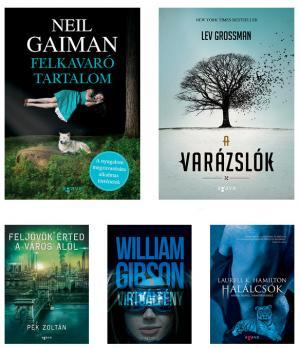 Agave Könyvek könyvheti újdonságai 2015