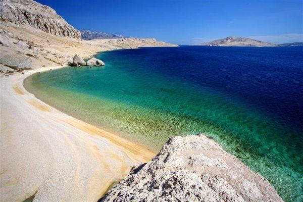 Beritnica strand - crotia.hr - Ivo Pervan