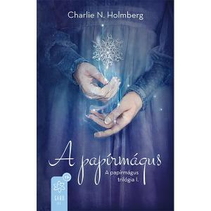 Charlie N. Holmberg: A papírmágus