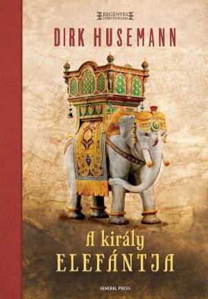 Dirk Husemann: A király elefántja borító