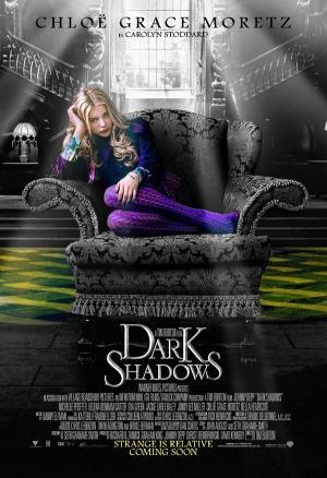 Éjsötét árnyék - Chloe Grace-Moretz
