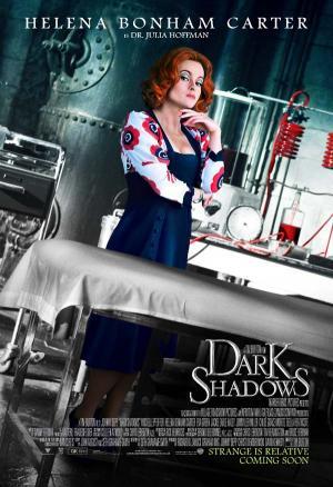 Éjsötét árnyék - Helena Bonham Carter