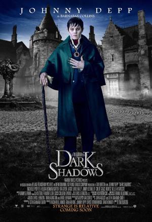 Éjsötét árnyék - Johnny Depp