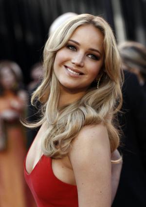 Jennifer Lawrence - Vörös veréb