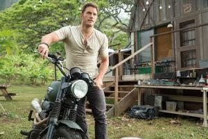 Jurassic World - Chris Pratt (Owen)