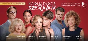 Korhatáros szerelem decembertől a TV2-n