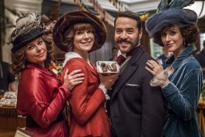 Mr. Selfridge 2. évad