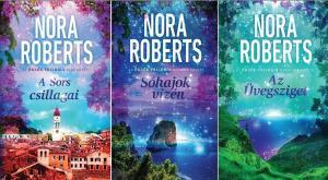 Nora Roberts: Az Őrzők trilógia