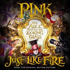 P!nk: Just Like Fire - Alice Tükörországban