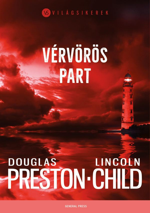 Douglas Preston - Lincoln Child: Vérvörös part