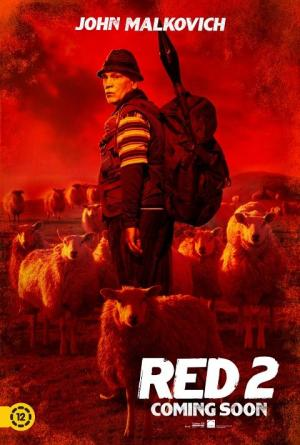 Red 2 - John Malkovich