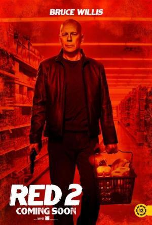 Red 2 - Bruce Willis
