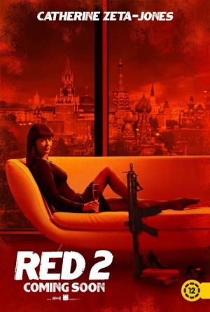 Red 2 - Catherine Zeta-Jones
