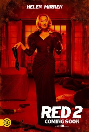 Red 2 - Helen Mirren