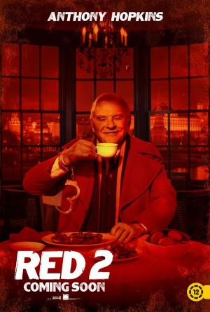 Red 2 - Anthony Hopkins