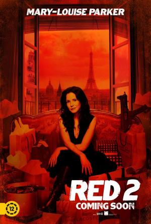 Red 2 - Marie-Louise Parker