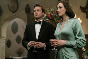 Szövetségesek: Brad Pitt és Marion Cotillard